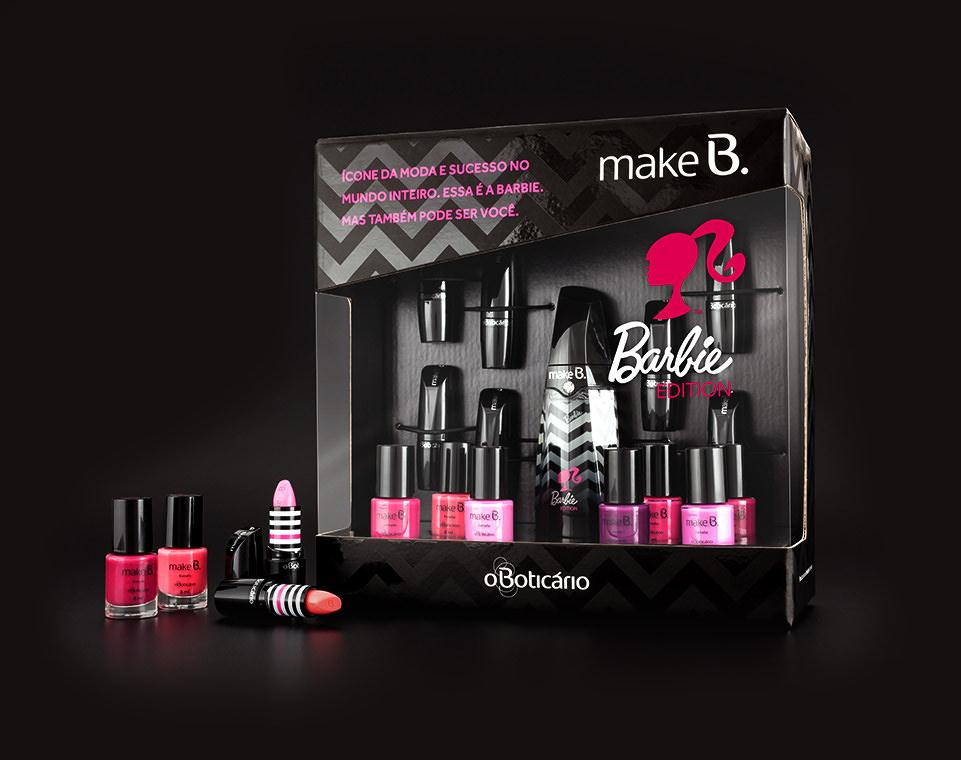 Make B. Barbie