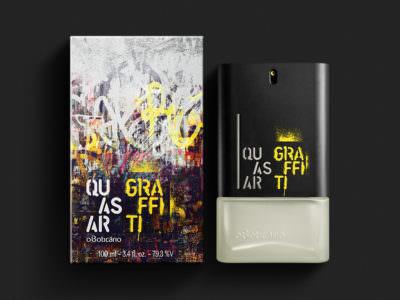 Quasar Graffiti