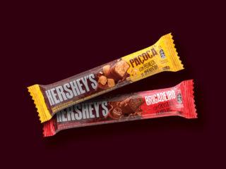 Hershey's Paçoca & Chocolate
